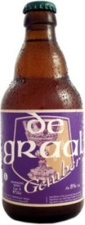 De Graal Ginger 33cl