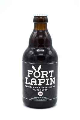 Fort Lapin 10 Quadrupel 33cl