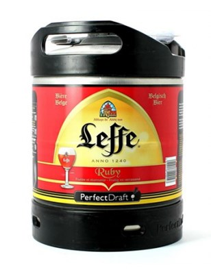 Leffe Ruby Perfect Draft 6L