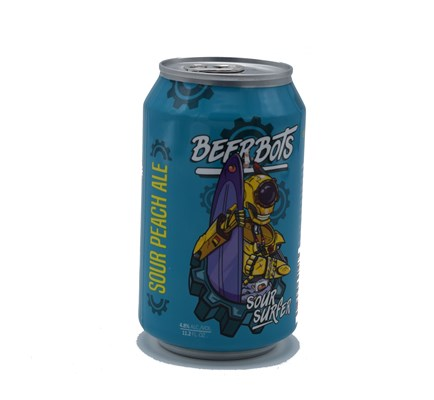Beerbots Sour Surfer Can 33cl