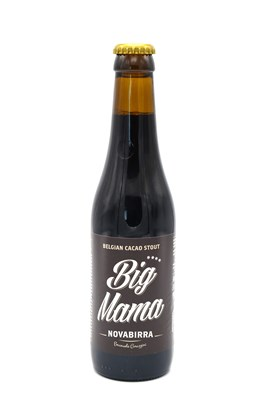 Big Mama Cacao Stout 33cl