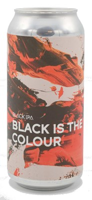 Boundary Black Is The Colour Can 44cl