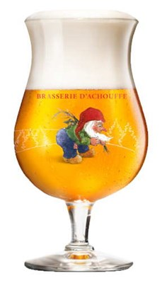 Glass La Chouffe 25cl