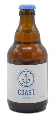 Coast Blond 33cl