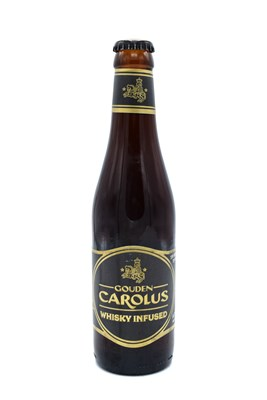 Gouden Carolus Whiskey Infused 33cl