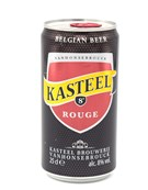 Kasteel Rouge Can 25cl