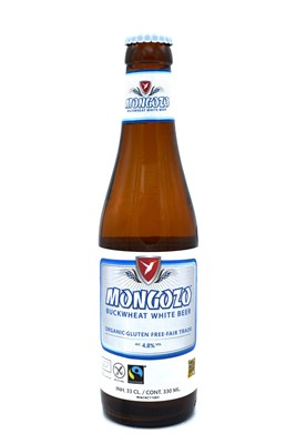 Mongozo Buckwheat White 33cl
