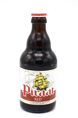 Piraat Red 33cl