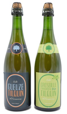 Tilquin Grosseille Verte Mix 2x75cl